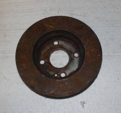 Диск тормозной. Mazda 323F