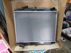 Радиатор охлаждения двигателя. Nissan Atlas, P4F23, P2F23, N4F23, N2F23 Nissan President, 250 Двигатели: TD27, TD25