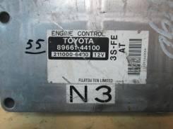 Блок управления двс. Toyota Ipsum, SXM10 Toyota Gaia, SXM10, SXM10G Двигатель 3SFE