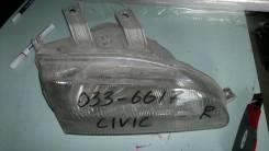 Фара 0336617 на Honda Civic EG1, EG3, EG4 EG5, EG6 EG7, EG8, правая