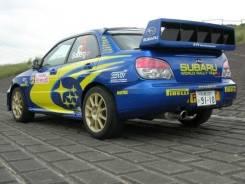 Бампер. Subaru Impreza WRX, GDB, GDA. Под заказ