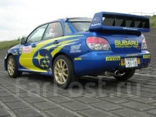 Бампер. Subaru Impreza WRX, GDA, GDB. Под заказ
