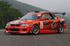 Крыло. Subaru Impreza WRX, GF8, GF8LD3, GC8, GC8LD3