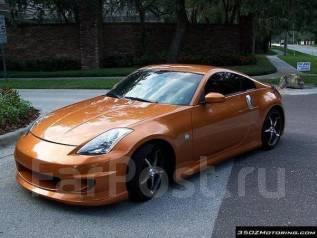 Обвес кузова аэродинамический. Nissan Fairlady Z, Z33 Nissan 350Z, Z33