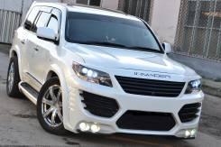 Обвес кузова аэродинамический. Toyota Land Cruiser, URJ200, UZJ200, UZJ200W. Под заказ