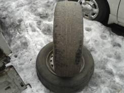 Bridgestone B650AQ. Летние, износ: 60%, 2 шт
