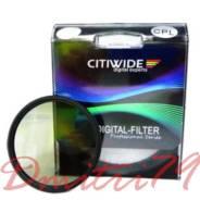 Фильтр поляризационный Citi wide professional series 72 mm