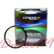 Фильтр UV Citi wide professional series 52/55/72/mm