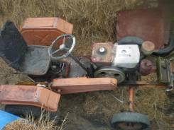 Changchun. Трактор косилка грабли телега