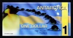 Доллар Антарктический.