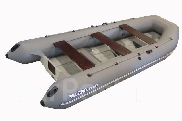WinBoat. Год: 2016 год, длина 4,30м., двигатель подвесной