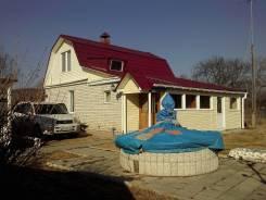 Продам дом в д. Рождественка шкотовский район. Первая 25, р-н шкотовский район, д. Рождественка, площадь дома 120 кв.м., скважина, электричество 15 к...