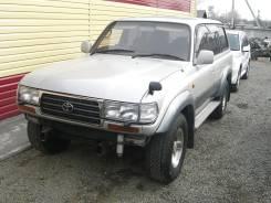Toyota Land Cruiser. FZJ80, 1FZFE