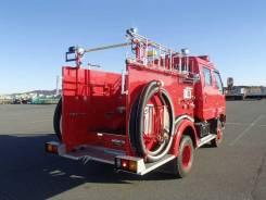 Пожарная установка. Mitsubishi Canter