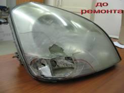 Ремонт автооптики, боковых зеркал, пластмассы