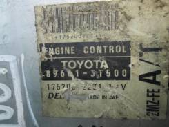 Блок управления двс. Toyota Mark II Wagon Qualis, MCV25W, MCV25 Toyota Mark II Toyota Camry Gracia, MCV25 Toyota Qualis Двигатель 2MZFE