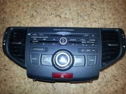 Штатная магнитола для Хонда Аккорд 8, кузов cu2. Honda Accord, CU2 Двигатель K24Z3