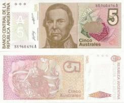 Песо Аргентинское.