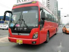 Hyundai Universe. Газовый, 11 149 куб. см., 47 мест. Под заказ