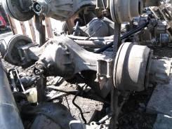 Чулок моста. Nissan Diesel, CM87 Двигатель FE6T