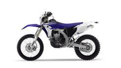 Yamaha WR 450. 449 куб. см., исправен, без птс, без пробега. Под заказ