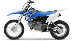 Yamaha TT-R 110. 110 куб. см., исправен, без птс, без пробега. Под заказ