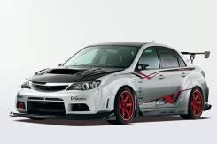 Кузов в сборе. Subaru Impreza, GVB Subaru Impreza WRX STI. Под заказ