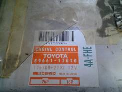 Коробка для блока efi. Toyota Sprinter Carib, AE95 Двигатель 4AFHE
