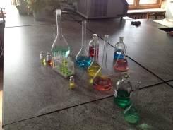 Репетитор по химии, биологии для школьников. Решение задач по органике