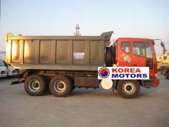 Daewoo Novus. 6x4 K4DVF, 14 618 куб. см., 22 000 кг.
