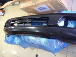 Бампер Toyota LAND Cruiser 100 101 105 05-07 под омыватели и туманки