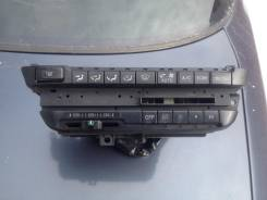 Блок управления климат-контролем. Toyota Carina, AT190, CT190, ST190, 190