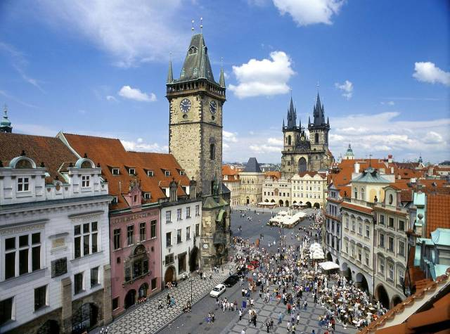 Чехия. Прага. Экскурсионный тур. Прага на любой вкус!