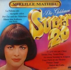 Mireille Mathieu - Die Goldenen Super 20 (CD/фирм. )