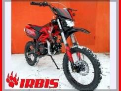 Irbis TTR. 125 куб. см., исправен, без птс, без пробега