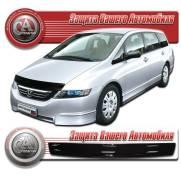 Дефлектор капота. Honda Odyssey, RB2, RB1, 2004 Двигатель K24A