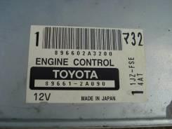 Блок управления двс. Toyota Verossa Toyota Mark II, JZX115 Двигатели: 1JZFSE, 1JZGTE