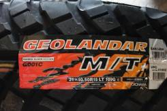 Yokohama Geolandar M/T G001. Грязь MT, 2014 год, без износа, 4 шт