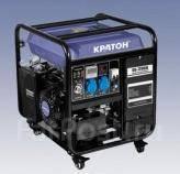 Бензиновый генератор 8 кВт. Инверторный. 57 кг. Новый. Гарантия