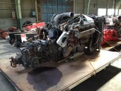 МКПП. Nissan Diesel Двигатель RF8