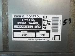 Блок управления двс. Toyota Corolla, EE111 Toyota Sprinter, EE111 Двигатель 4EFE