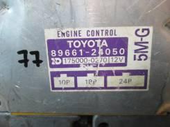 Блок управления двс. Toyota Soarer, MZ11 Двигатель 5MGEU
