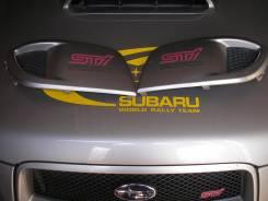 Заглушка бампера. Subaru Forester, SG9, SG9L