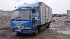 Hino Ranger. Надежный грузовик, 7 500 куб. см., 5 000 кг.