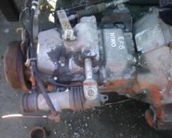 Механическая коробка переключения передач. Nissan Condor, MK252K Двигатель FE6