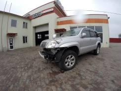 Toyota Land Cruiser Prado. VZJ121, 5VZFE