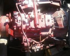 Механическая коробка переключения передач. Isuzu Forward, FRR34 Двигатель 6HK1