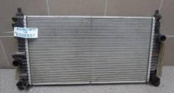 Радиатор охлаждения двигателя. Mazda Mazda3