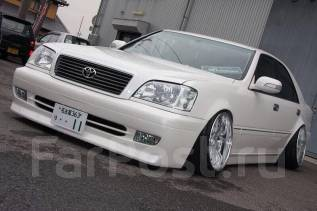 Решетка радиатора. Toyota Crown, JZS171, JZS171W
