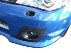 Вставки ПТФ на Subaru Impreza (кузов GD, 2006-2007 год). Subaru Impreza, GDB, GD Subaru Impreza WRX STI
